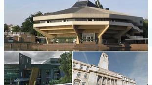 Where do Yorkshire's universities rank in list of world's best?