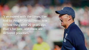 West Brom manager Tony Pulis says he's 'moved with times' ahead of 1000th game