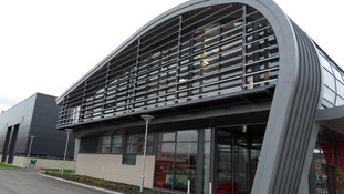 Aerospace Technology Centre, University of Nottingham
