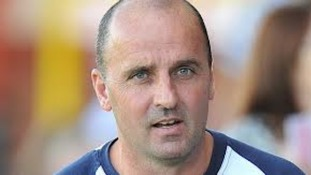 New Chesterfield manager Paul Cook