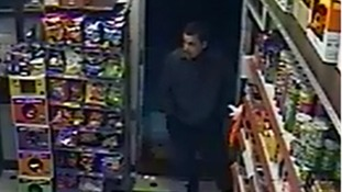 Wigan's dumbest thief gets locked in shop he was robbing