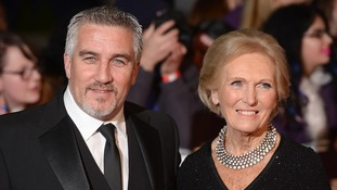 Mary Berry quits Bake Off while Paul Hollywood stays