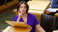 Blog: Scottish Labour leader's lost vote saves SNP during debate
