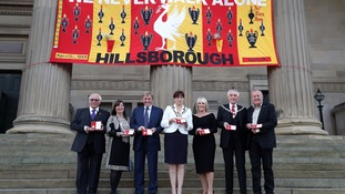 Freedom of City award for Hillsborough disaster victims