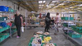 Inside the UK's first food waste supermarket
