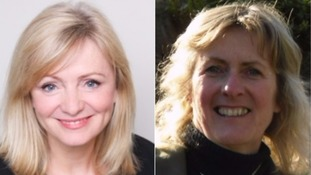 Tracy Brabin and Jane Thomas have been announced as the two potential Labour candidates
