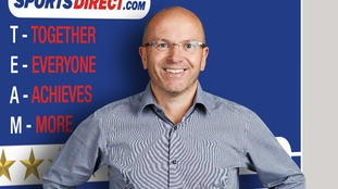 Chief executive Dave Forsey resigns from Sports Direct