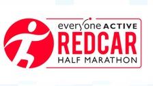 Redcar half marathon logo