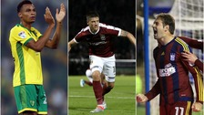 Norwich City, Northampton Town and Ipswich Town will all be hoping for wins this weekend.