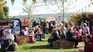 Three Counties Showground comes to Malvern