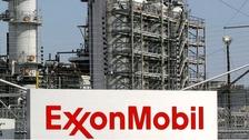 An ExxonMobil refinery