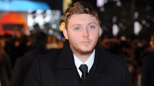 Teesside's James Arthur narrowly misses out on number one