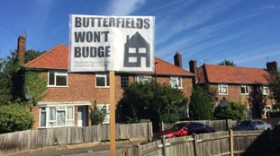 Estate agents refuse to sell flats on estate where residents are involved in a battle against eviction