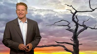 Simon has Saturday's forecast for the west