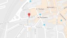 Police appeal after pedestrian dies in bus crash