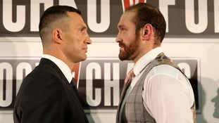 Tyson Fury's rematch with Wladimir Klitschko cancelled again