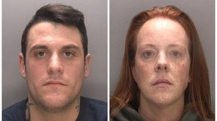 Two jailed as police crackdown on illegal weapons