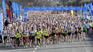 On your marks for the Great South Run