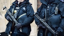 Firearms officers drafted to Met leaving home counties 'vulnerable'