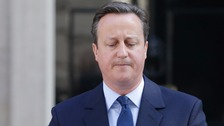 David Cameron stood down as MP for Witney after 15 years