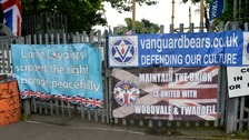 The deal could see the Twaddell protest camp disbanded.