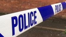 Fatal crash involving car and combine harvester in Berwick