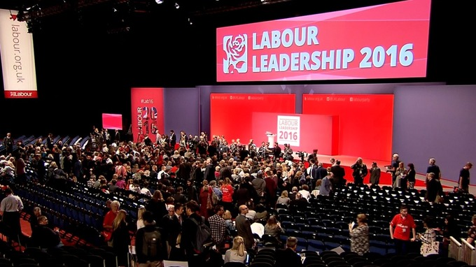 Image result for  Labour leadership election result 2016