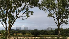 Hinkley Point in Somerset
