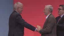 Carwyn Jones, Jeremy Corbyn