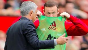 Mourinho Rooney
