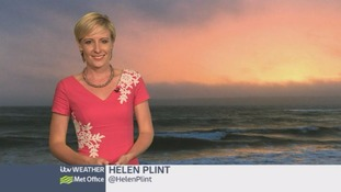 Wales weather: Windy with outbreaks of heavy rain!