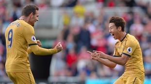 Premier League match report: Middlesbrough 1-2 Tottenham