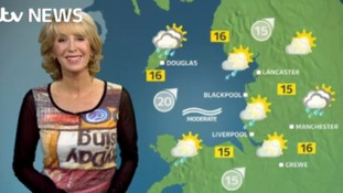 Here's Emma with your Saturday evening Granada weather