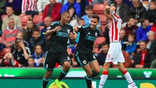 Premier League match report: Stoke 1-1 West Brom