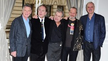 Michael Palin: Terry Jones' dementia 'painful to watch'