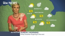 Your weather outlook for the day with Helen Plint.