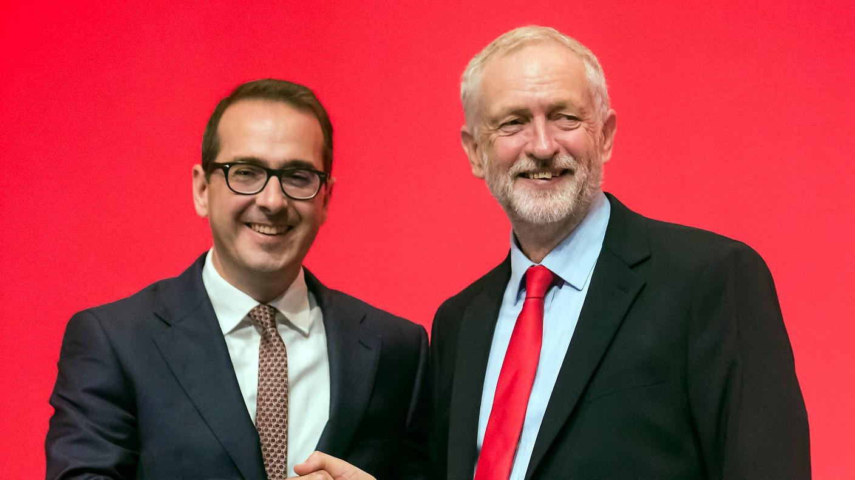 news politics sketch theresa jeremy corbyn wales election