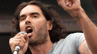 Russell Brand donates Trew Era Cafe to charity for former prisoners and addicts