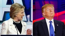 Clinton v Trump: Ninety minutes that could change the world