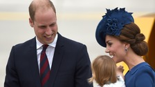 Prince William hails 'friendship' with Canada