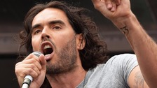 Russell Brand donates Trew Era Cafe to charity