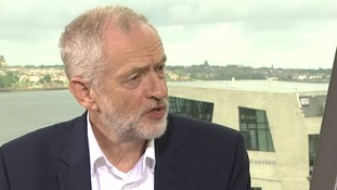 Jeremy Corbyn pleads with Labour MPs to 'move on' from leadership battle