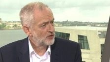 Corbyn: MPs need to 'move on' from leadership battle