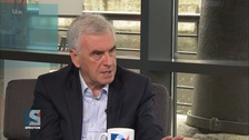 McDonnell won't apologise for 'stain on humanity' remark