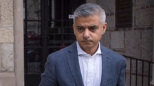 Sadiq Khan warns split could  kill off Labour forever.