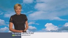 Wales Weather: Showers on the horizon!
