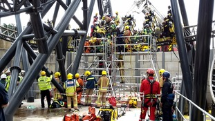 Alton Towers sentencing over Smiler ride crash