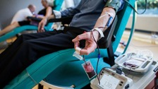Calls for more young blood donors
