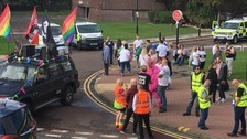 Pride festival gets underway in Sunderland