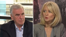 McDonnell refuses to apologise for attack on McVey